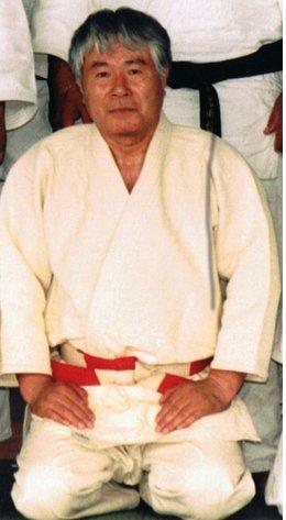 Mestre Kioshi Kobayashi