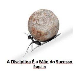 Disciplina – Fazer o Que É Preciso Ser Feito Mesmo Quando Não o Quer Fazer